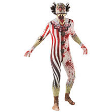 Morphsuit 'Zombie Clown'