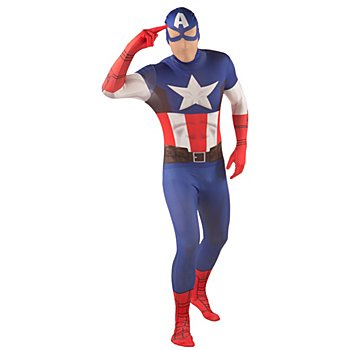 Morphsuit 'Captain America'