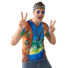 Hippie Shirt 'Peace'