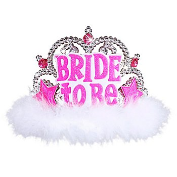 Diadem 'Bride to be'