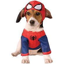 Marvel Hundekostüm Spiderman