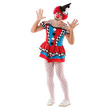 buttinette Clown Kleid