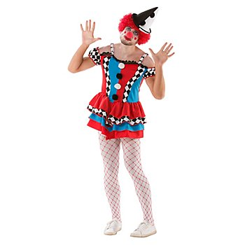 buttinette Clown Kleid 'Coco' für Herren