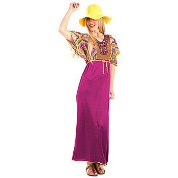 buttinette Hippie Kleid für Damen