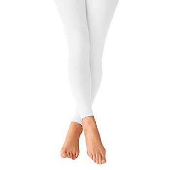 Thermo-Leggings, weiß