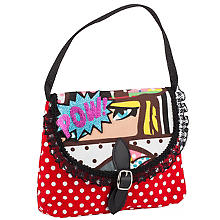 buttinette Mini-Tasche Pop Art