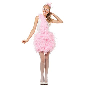 Flamingo Kostum Kaufen Buttinette Karneval Shop