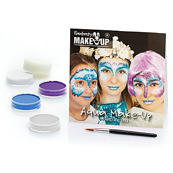 FANTASY Kit maquillage à l'eau 'galaxie/princesse des glaces'