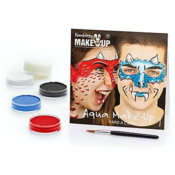 FANTASY Kit maquillage à l'eau 'dragon'