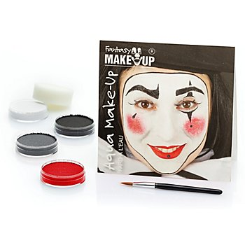 FANTASY Kit maquillage à l'eau 'Pierrot'